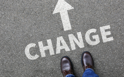 5 Stages of Navigating Change